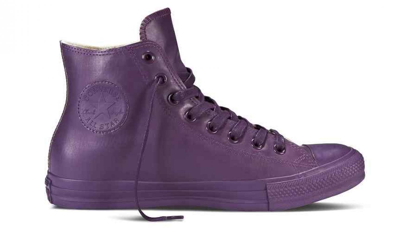 d5532ed77a501 Converse All Star Rubber  zapatillas para mojarse