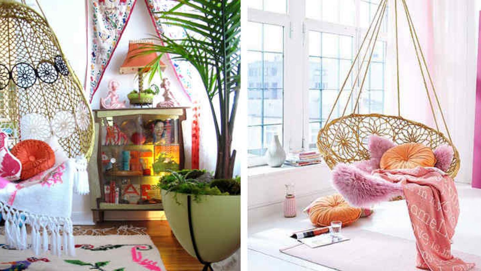 C mo usar el estilo boho en la decoraci n de tu casa musa - Boho chic decoracion ...