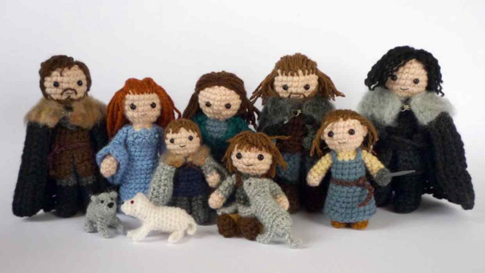 Amigurumis: crochet para el amor   MUSA