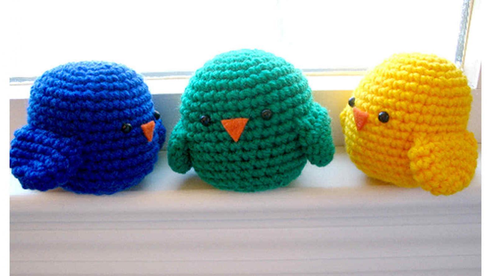 Amigurumis: crochet para el amor | MUSA