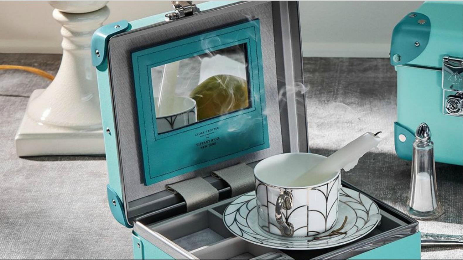 c78e9c66c4b9 El top de glamour  desayuno entre las joyas más famosas del mundo