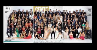 Los Personajes del año de la revista Gente: los destacados, los abonados y las sorpresas