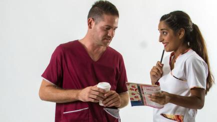 Marcas nacionales que fabrican ambos médicos con diseño