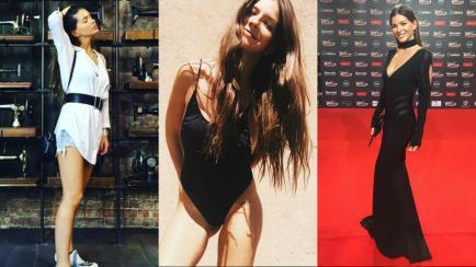 Los looks de China Suárez en 2016, ¿cuál es el más lindo?