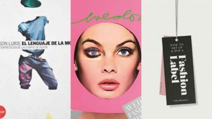 Lectura en días de lluvia: 10 libros sobre moda que valen la pena