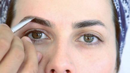 Cómo solucionar errores de depilación en las cejas