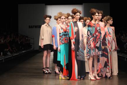 Bafweek: más bordados y estampas para este verano 2017