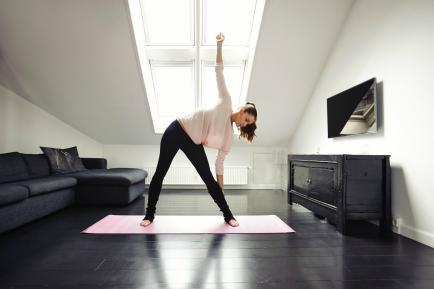 En 10 pasos: mirá esta rutina simple para ejercitarte en casa