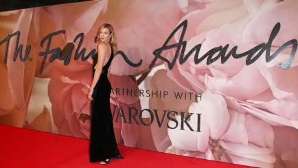 10 looks imperdibles de los Fashion Awards británicos