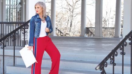 El pantalón deportivo ya no se usa sólo es para ir al gimnasio