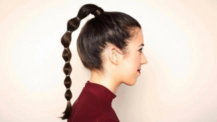 El peinado veraniego que se impone y es muy fácil de hacer
