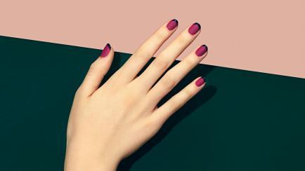 ¿Cuáles son los colores que se usan en las uñas este otoño?