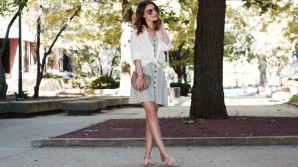 Los vestidos que usarán en verano tienen un detalle que te va a gustar