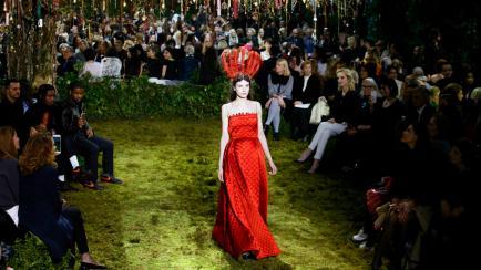 París se siente en primavera: empezó la Semana de la Alta Costura