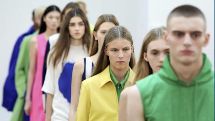 Así empezó la Semana de la Moda de Londres con