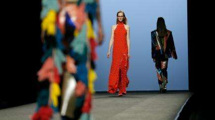 Más diseño: comenzó la Semana de Moda de Madrid
