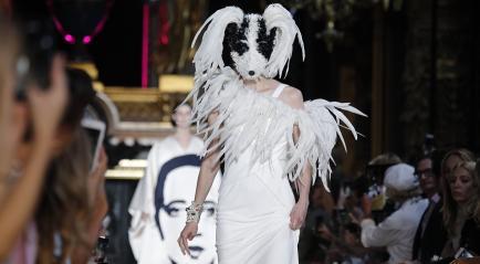 Galería: lo mejor de la Semana de la Alta Costura en París