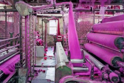 Made in USA: un recorrido por fábricas textiles a gran escala