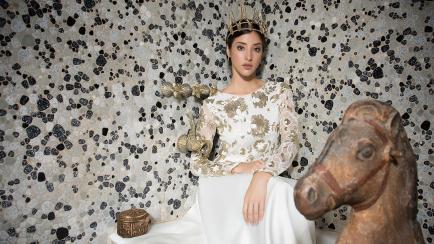 Cabezas que son un sueño: tocados, boinas y turbantes hechos en Córdoba