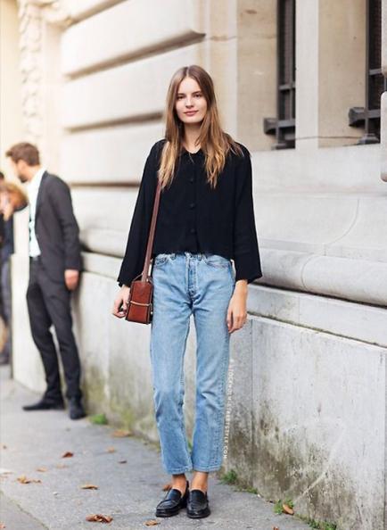 Los modelos de jean que se usarán en primavera
