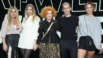 ¡Hasta Tinelli! Famosos en la Semana de la Moda de Buenos Aires