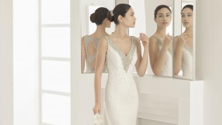 La diseñadora de Antonela Roccuzzo venderá estos vestidos de novia en Argentina