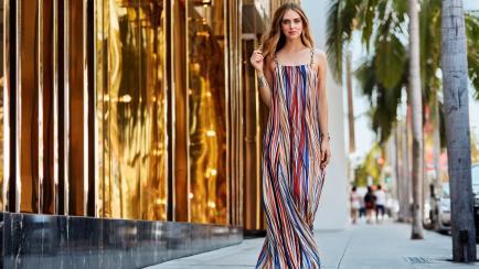 El verano 2017 de Vitamina en 12 vestidos