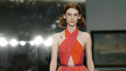 La magia de Carolina Herrera en la Semana de la moda de Nueva York