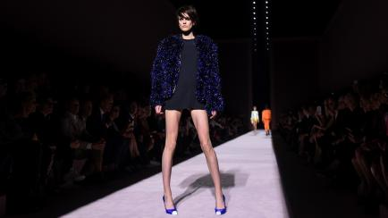 ¡Ultrasexy! Tom Ford resucitó los ´90 en la New York Fashion Week