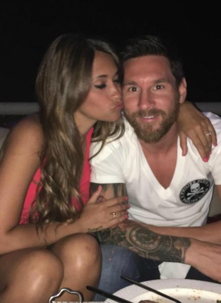Único: 10 datos sorprendentes del casamiento de Lionel Messi y Antonella Roccuzzo