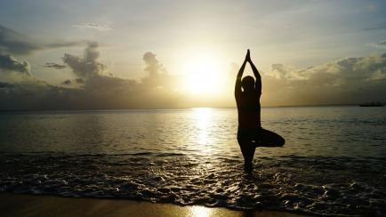 Yoga on line: una tendencia que crece en vacaciones