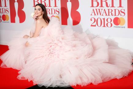 """El vestido """"merengue"""" está de moda entre las famosas"""