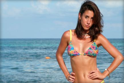¿Enteriza o bikini? Las opciones de dos firmas cordobesas muy cancheras