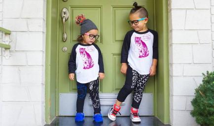 Una marca de ropa de niños eliminó las etiquetas con distinción de género