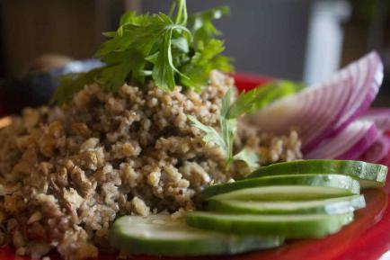Seis platos veganos en Nueva Córdoba