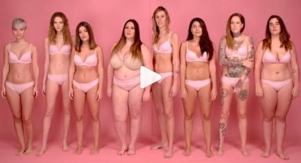 Más respeto: un video expresa las inseguridades generadas entre mujeres