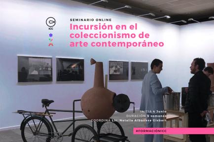 Incursión en el coleccionismo de arte contemporáneo