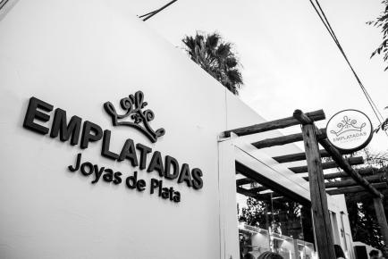 Apertura: llegó el día y la firma de joyas Emplatadas abrió su local en Cerro de las Rosas