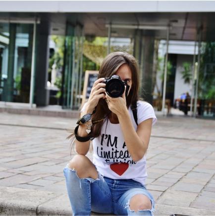 Una fotógrafa cordobesa pone de moda las