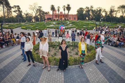 Nuevocentro llevó la moda al Parque del Chateau: mira lo que pasó