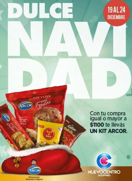Nuevocentro Shopping se suma a las mega promos de Navidad