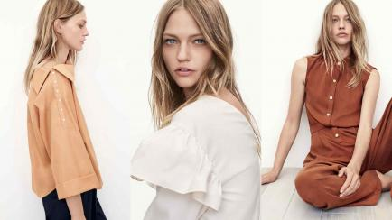 Moda sostenible: conocé la línea de Zara comprometida con el medioambiente