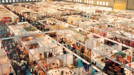 Diseño, artesanías y foodtrucks en la feria más grande