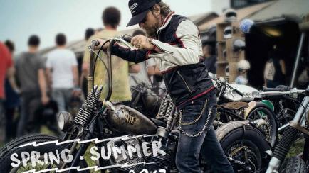 ¿Qué tienen en común la moda y la moto del Che Guevara?