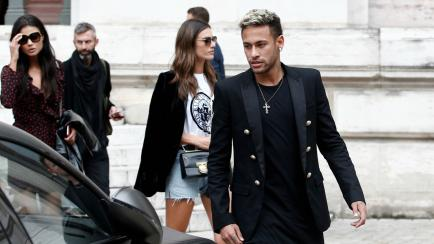 De Brasil a París: dos cracks del fútbol ya son parte del mundo de la moda