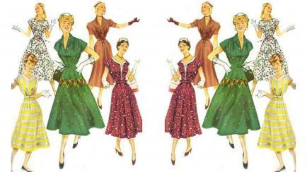 La estética de los años 50, según el under cordobés