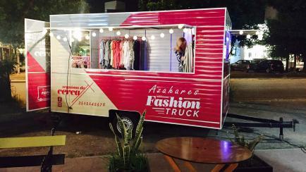 Ya rueda el primer fashion truck de Córdoba, ¿querés subirte?
