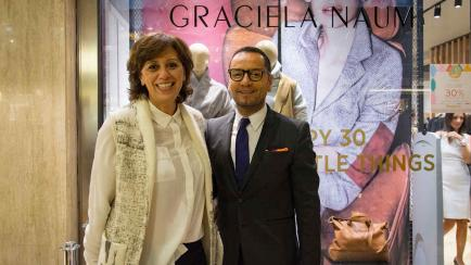 Graciela Naum explica cómo vestir a la mujer real