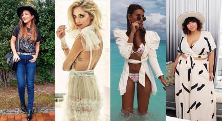 Top 10: ellas son las influencers de moda más consultadas
