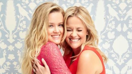 ¡Hermosa! La hija de Reese Witherspoon se convirtió en modelo
